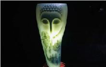 这样的和田玉作品,90%的玉雕师都不愿出手雕刻