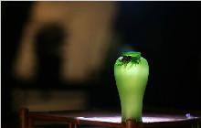 蝶恋花玉瓶,装的是缘分与爱情