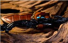和田玉茶刀,玉雕师的江湖之刀