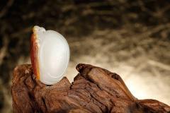 臻品丨龙蛋,挂件,新疆和田籽料,邀您共赏